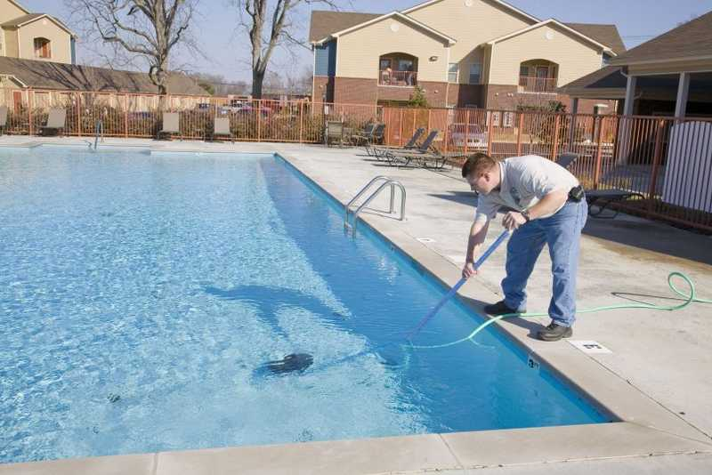ensuring proper pool